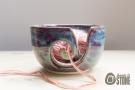 Handmade Yarn Bowl