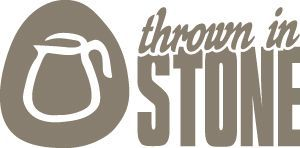 New Thrown In Stone Logo