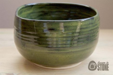 Green Decorative Bowl