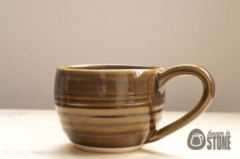 Brown Coffee Mug