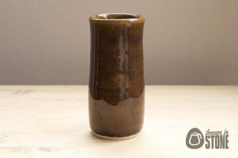 Brown Individual Flower Vase
