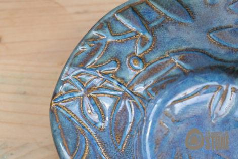 Leaf Texture Plate