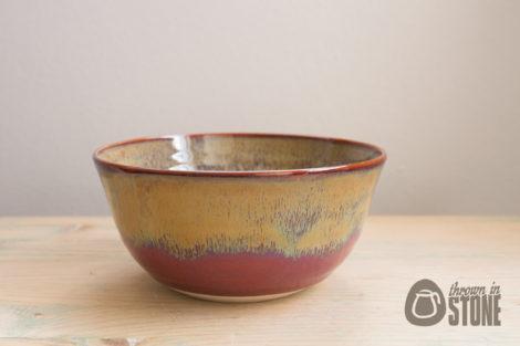 Handmade Stoneware Bowls