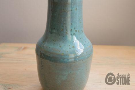 UK Handmade Stoneware Vase