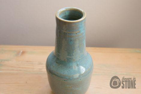 Sea Mist Green Vase