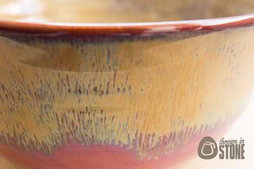 Stoneware Reactive Glazes UK