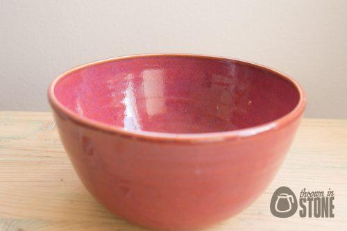 Serving Bowl - Pink Grapefruit