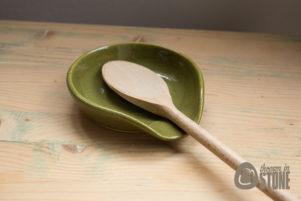 Green Spoon Rest