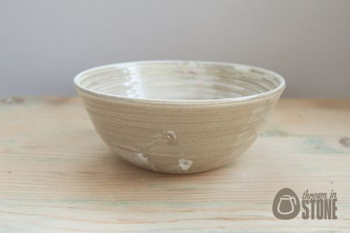 UK Ceramic Stoneware Pottery Bowl