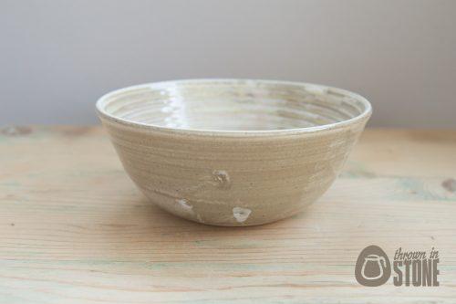 UK Ceramic Stoneware Pottery Bowl