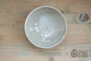 Handmade Oatmeal Bowl