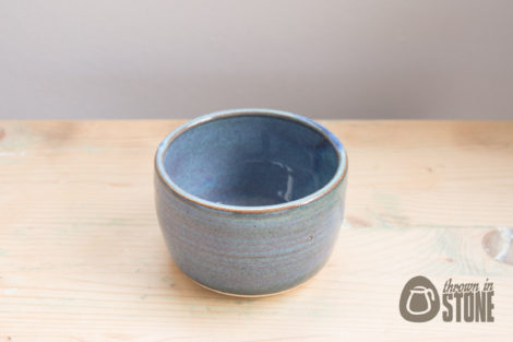 Stoneware Sugar Dish